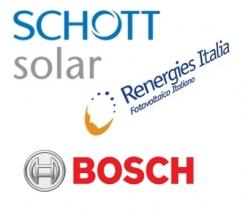 Schott, Renergies e Bosch, i nuovi prodotti Solarit!