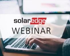 La formazione SolarEdge quando vuoi tu. <br />Webinars On-Demand