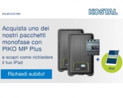 Vinci un iPad con Kostal