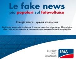 Le 8 fake news sul fotovoltaico?