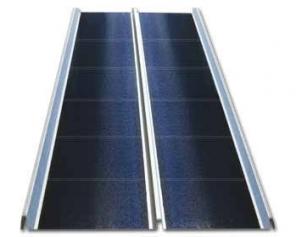 Modulo fotovoltaico Uni-Solar 136WpX2 AMORFO su ROOF