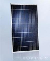 Modulo fotovoltaico SCHOTT PERFORM™ POLY 225/245