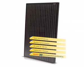 Modulo fotovoltaico Isofoton ISF-245, ISF-250 Black