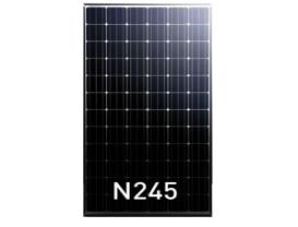Modulo Fotovoltaico Panasonic Solar serie SJ25