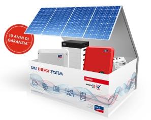 SMA Energy System