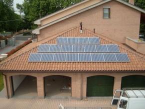 Impianto da 3,14KWp a Reggio Emilia