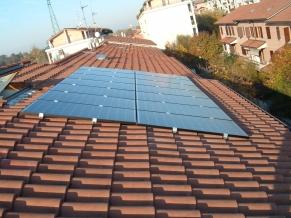 Impianto da 2,94KWp a Reggio Emilia