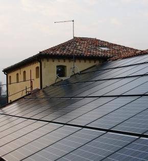 Impianto da 17,62kWp Selvazzano Dentro (